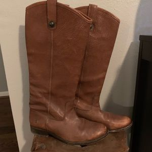 Classic Frye Riding Boots